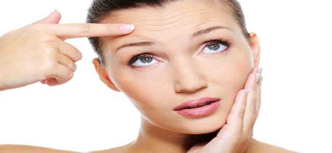 Forehead care treatment in Las Vegas Usa America